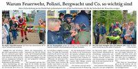 Sicherheitstagzeitung